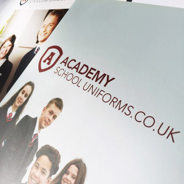 Just School-wear Academy Uniforms Literature