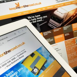 Rothera Sharp Traffic and Transport Law Website