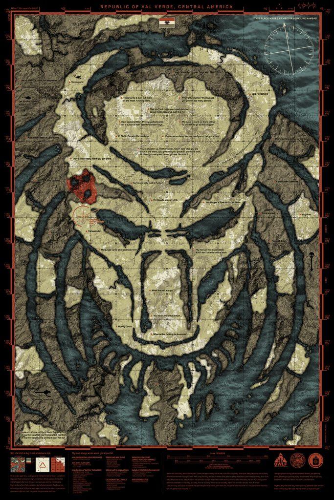 Predator Map
