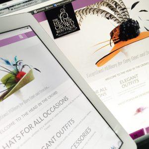 The Head in The Crowd Designer Hats & Fascinators website