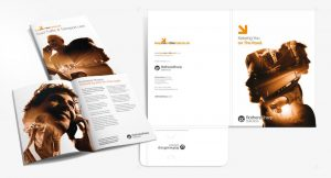 Brochure Design and Branding - Rothera Sharp Solicitors Road Traffic & Transport Law