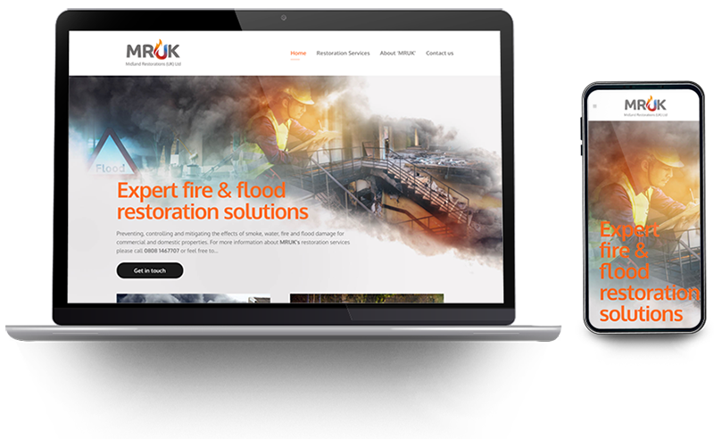 Baboon Creative - Web Design Nottingham - MRUKltd.co.uk